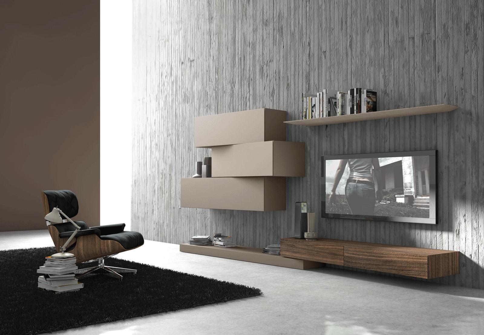 presotto i modulart centro stile maschi. Black Bedroom Furniture Sets. Home Design Ideas